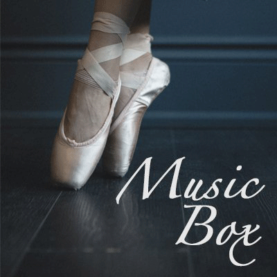 toplining instrumental track cover art of Music Box