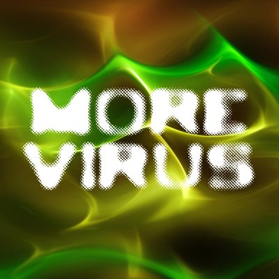 toplining instrumental track cover art of More Virus