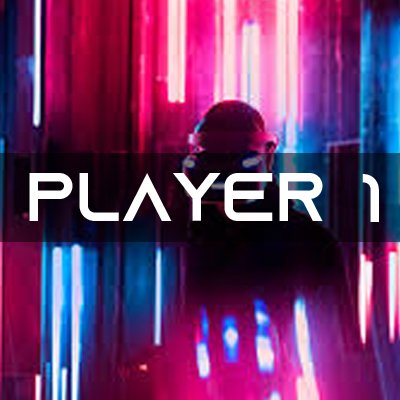 toplining instrumental track cover art of Player 1